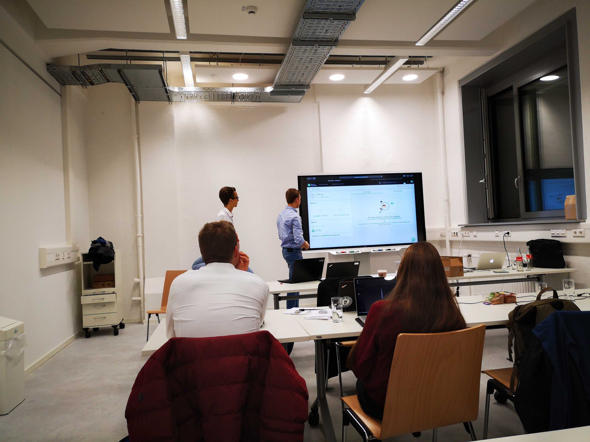 Schulung Projektmanagementtools (MHP)